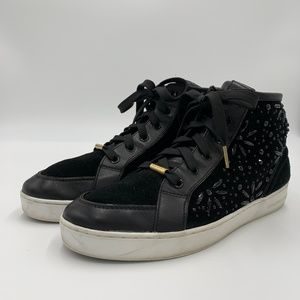 Michael Kors Gem High Top Sneakers